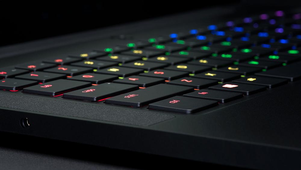 Keyboard on pc