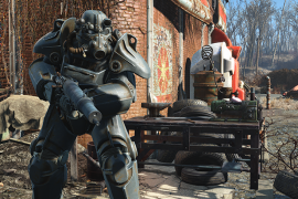 Fallout 4 Free Updates – High Resolution Texture Pack & PS4 Pro Support