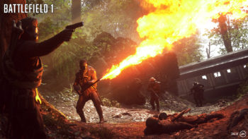 DirectX Function Error in Battlefield 1