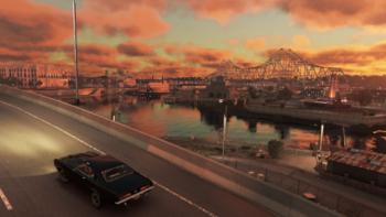blue screen of death in Mafia III