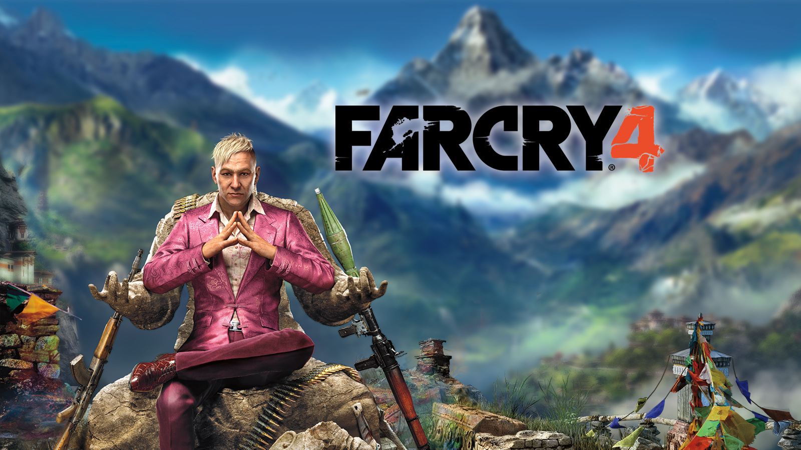 """File system Failure: Aborting execution"" in Far Cry 4"