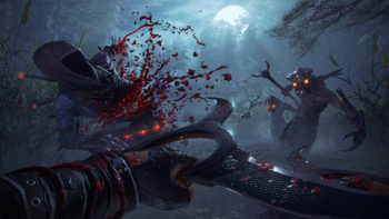 crashes to black screen with audio in Shadow Warrior 2