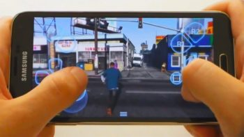 GTA V on iPhone and Android