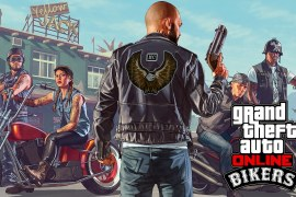 Download patch 1.0.877.1 «Bikers» DLC for GTA 5 on PC