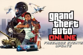 Download Patch 1.0.463.1 for GTA 5 on PC