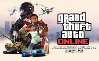 GTA Online Freemode Events Update