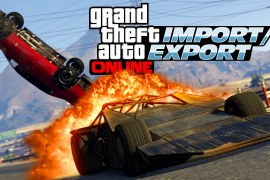 Download patch 1.0.944.2 «Import/Export» for GTA 5 on PC