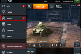How to upgrade an apple Game Centre account to a Wargaming.net Account