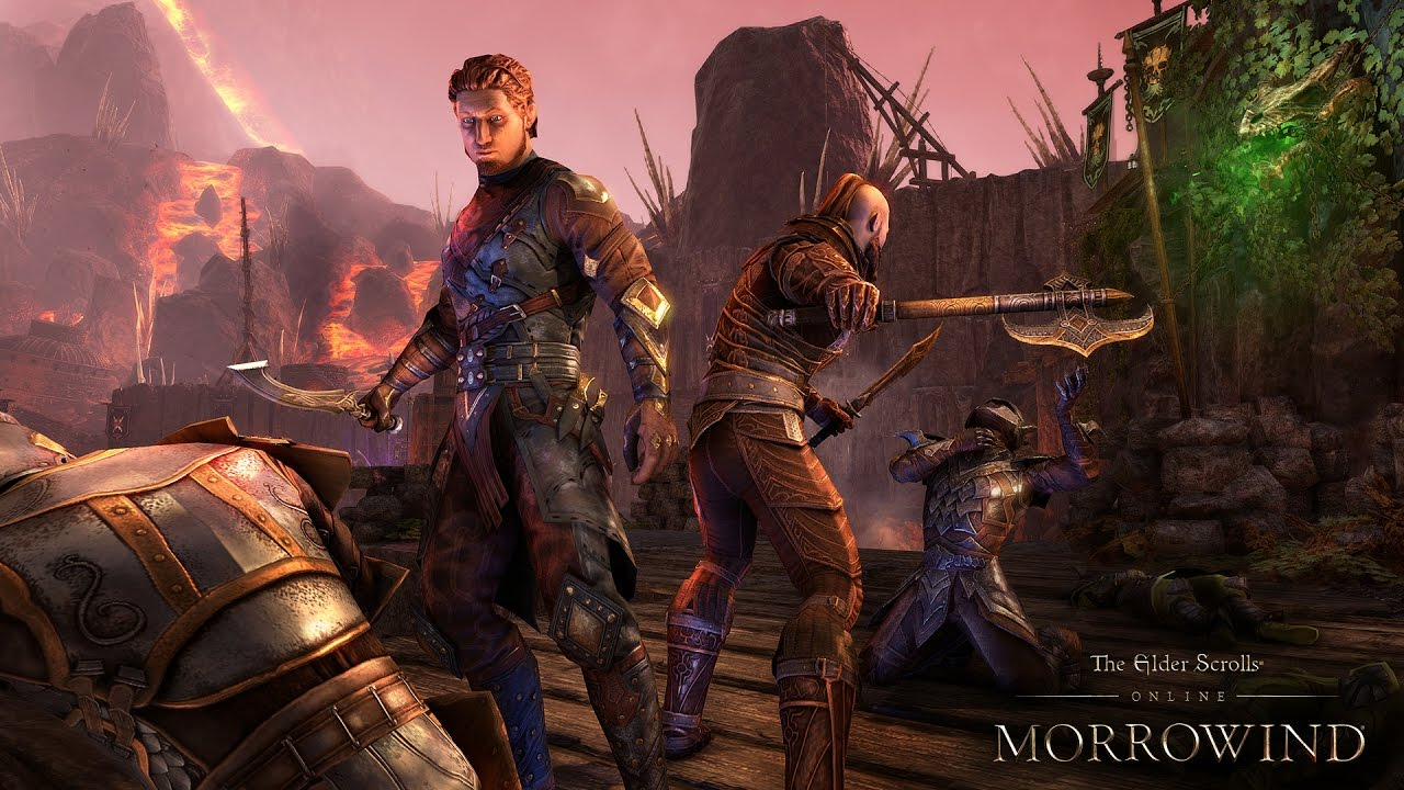 The Elder Scrolls Online – Battlegrounds PvP Highlights
