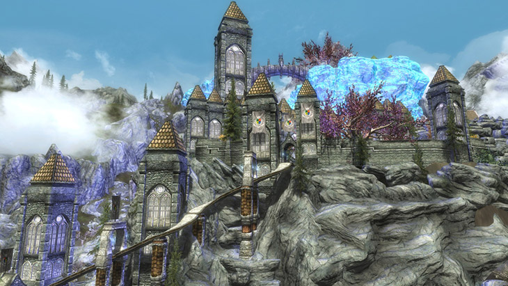 SkyrimSE Phenderix MagicWorld 730x411