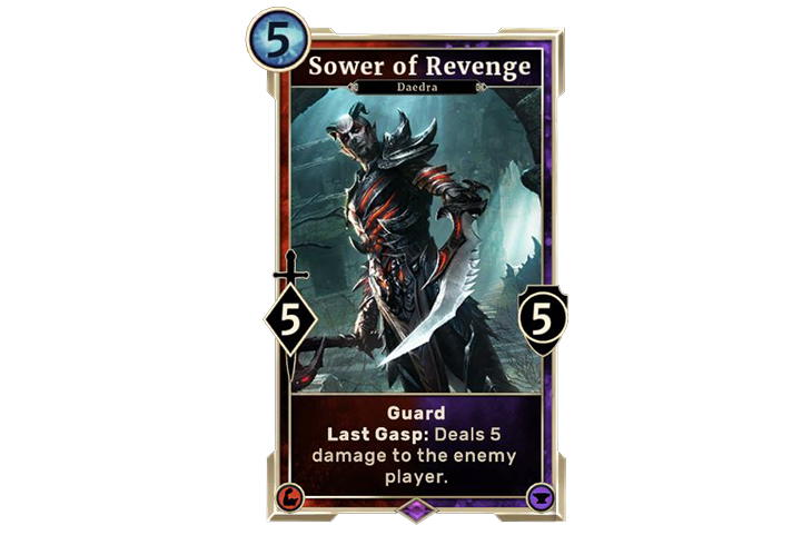 TESL - Sower of Revenge