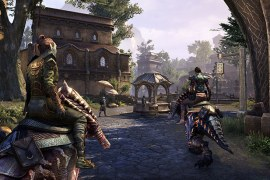 Your First Few Hours in The Elder Scrolls Online: Morrowind