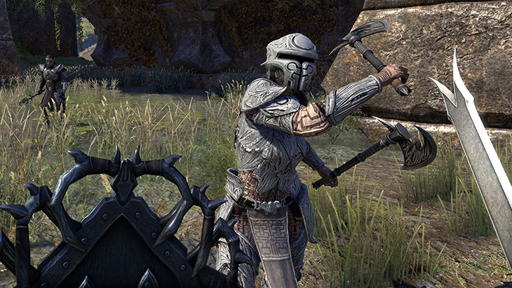 Eso Best Solo Dragonknight Build