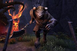 ESO: Morrowind – New DLC Announced