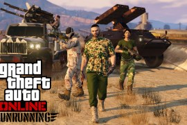 Download patch version 1.0.1103.2 «Gunrunning» for GTA 5 Online