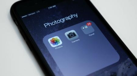 How To Create Nested Folders On iOS?