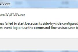 How to fix Sxstrace.exe error?