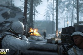 What to do if Call of Duty WWII does not define additional monitors