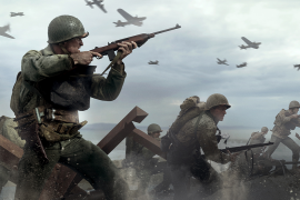 What to do if the textures in Call of Duty: WWII disappear
