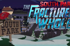 South Park The Fractured But Whole does not launch