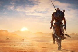 Solving the sound problem in Assassin's Creed Origins on Logitech headsets