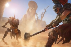 How to fix with problems with mouse sensitivity in Assassin's Creed Origins