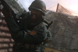What to do if Call of Duty WWII freezes after the cutscene