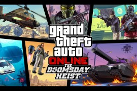 Download patch 1.0.1290.1 «The Doomsday Heist» for GTA 5 Online on PC