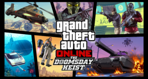 Download patch «The Doomsday Heist» for GTA 5 Online on PC