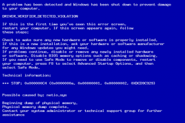 How to fix BSoD 0x000000c4 on Windows 7?