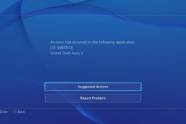 How to fix PS4 CE-34878-0 error?