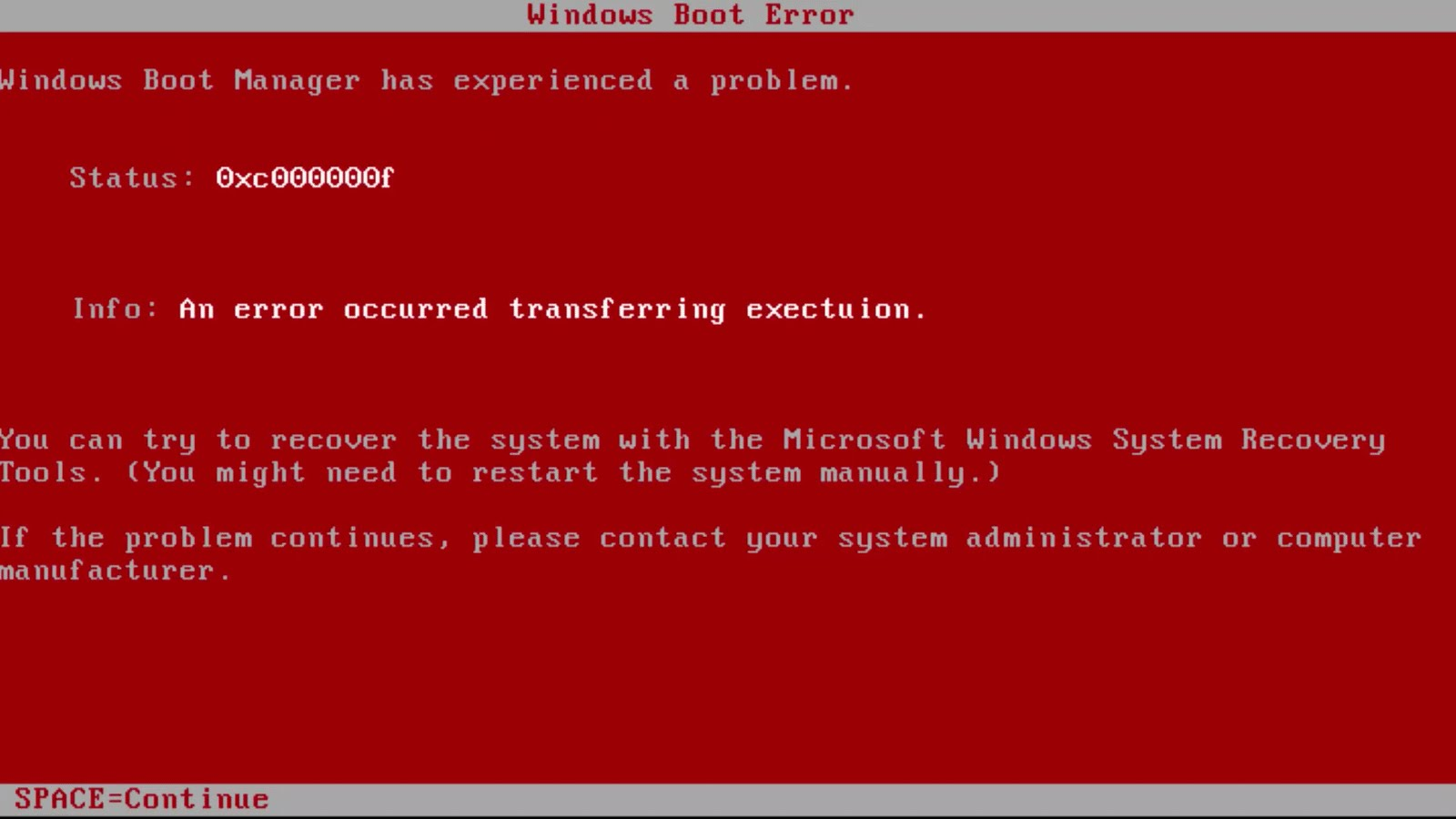 How to fix Red Screen of Death in Windows 10?