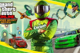 Download patch 1.0.1365.1 «Southern San Andreas Super Sport Series» for GTA 5 Online