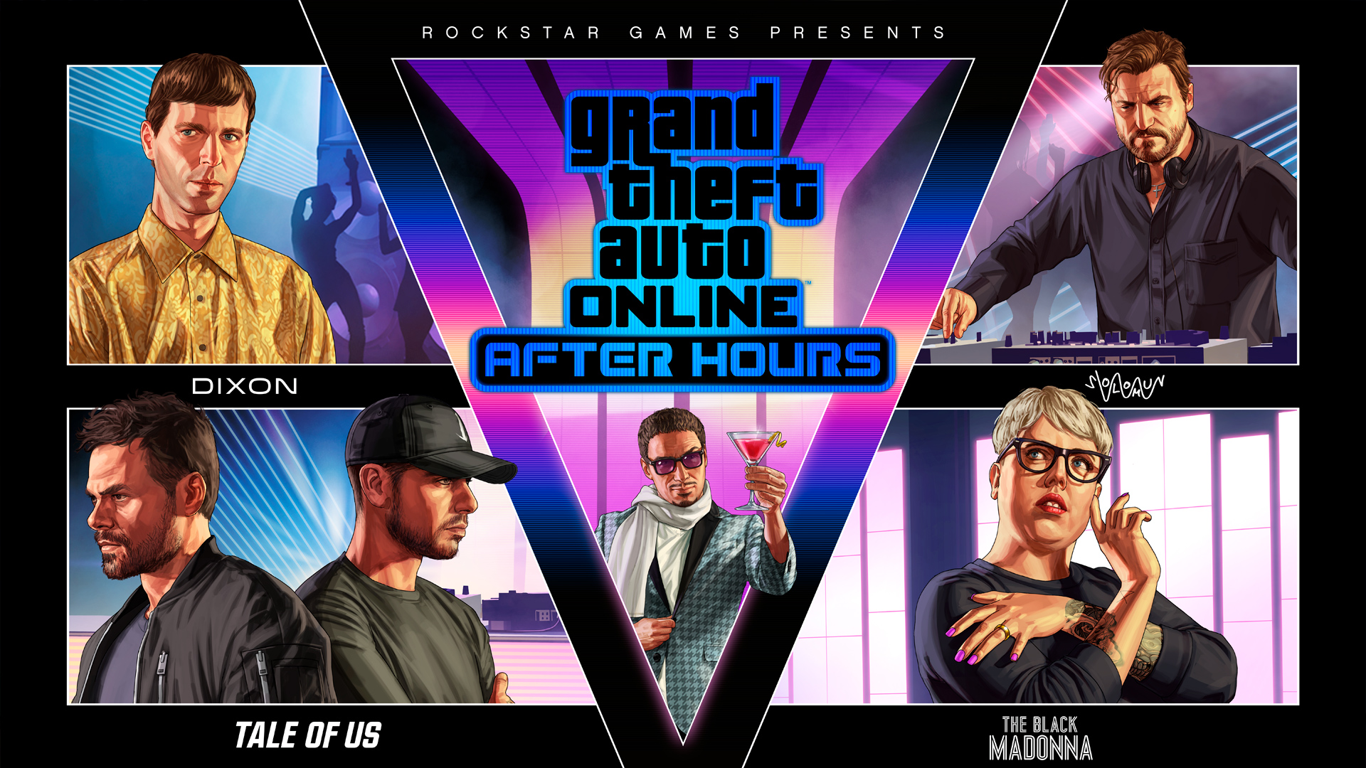 Download patch 1.0.1493.0 «After Hours» for GTA 5 Online