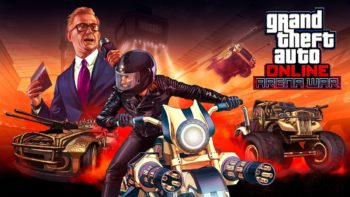 Download patch version 1.0.1604.0 Arena War for GTA Online on PC