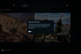 How to fix error 0x00200101 in Assassin's Creed Odyssey?