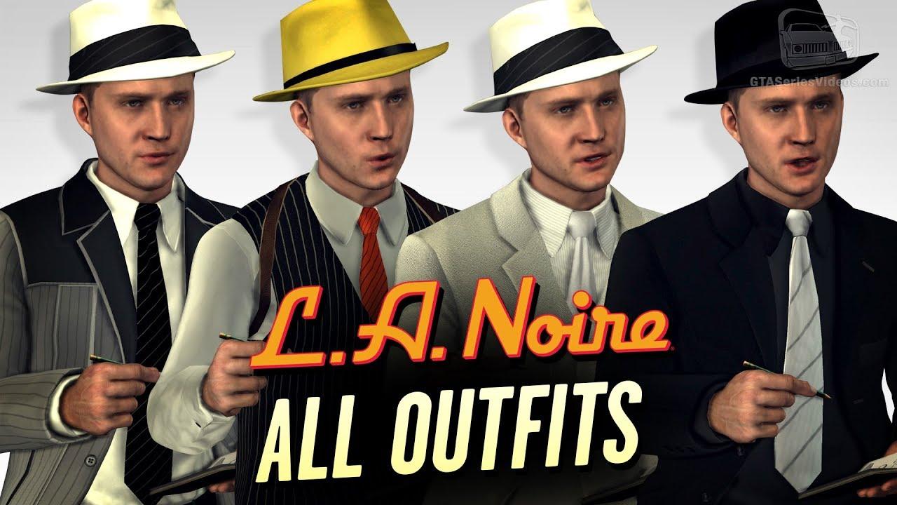 LA-Noire game