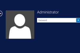 Remove admin password when logging in to Windows 10
