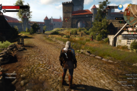 The game crashes The Witcher 3: Wild Hunt to the desktop without error