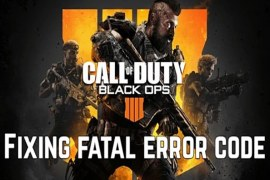 Fix error 174350744 or 897625509 Call of Duty: Black Ops 4