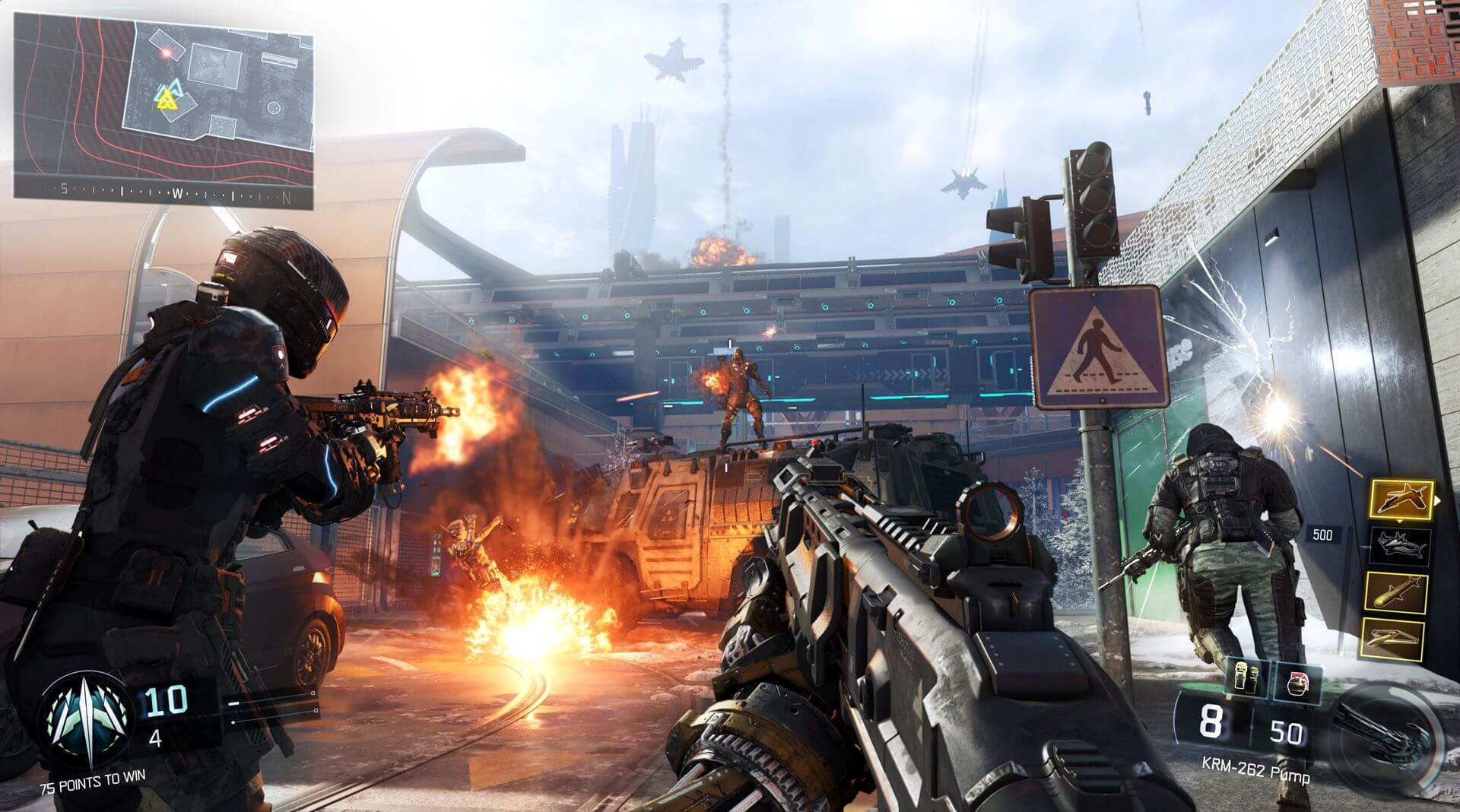FPS Call of Duty-Black Ops 4