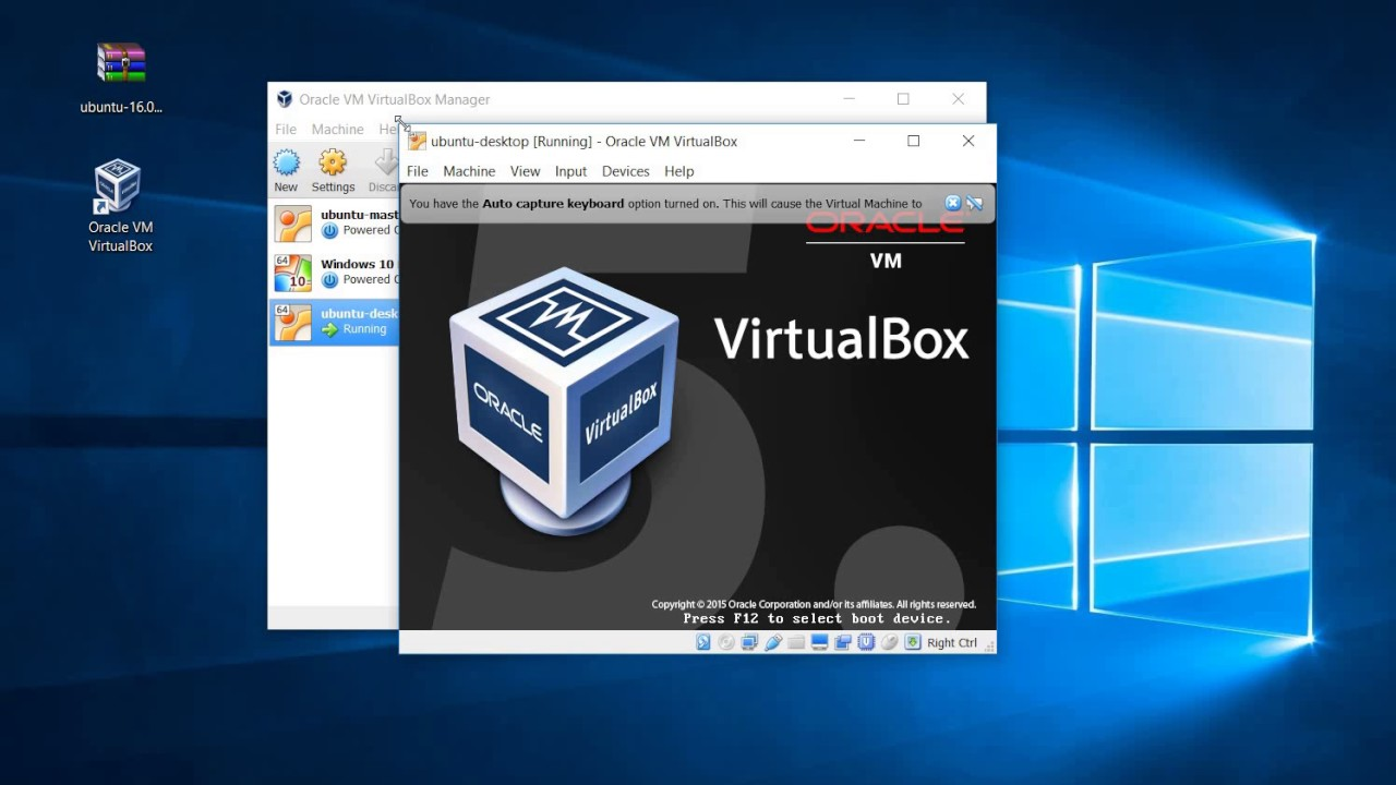Oracle VM VirtualBox