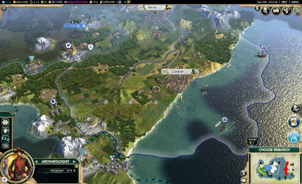 Sid Meier's Civilization V not starting: solution methods