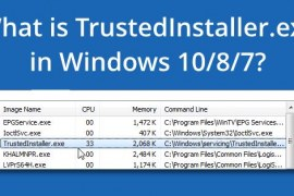 TrustedInstaller: what it is, why it loads the processor, how to request permission