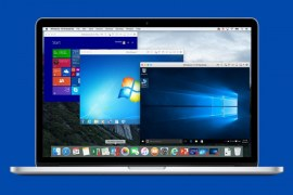 How to install Windows operating system on Mac?