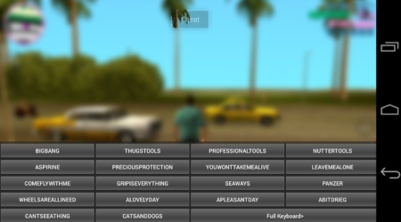 Download free GTA Vice City Cheater APK