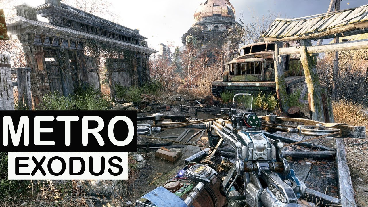 DirectX 12 does not turn on in Metro Exodus: solutions