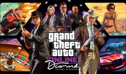 Download patch version 1.0.1734.0 «The Diamond Casino & Resort» for GTA 5 Online on PC