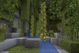 Download Minecraft PE 1.17: Caves & Cliffs APK